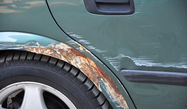 αντισκωριακή προστασία αυτοκινήτου