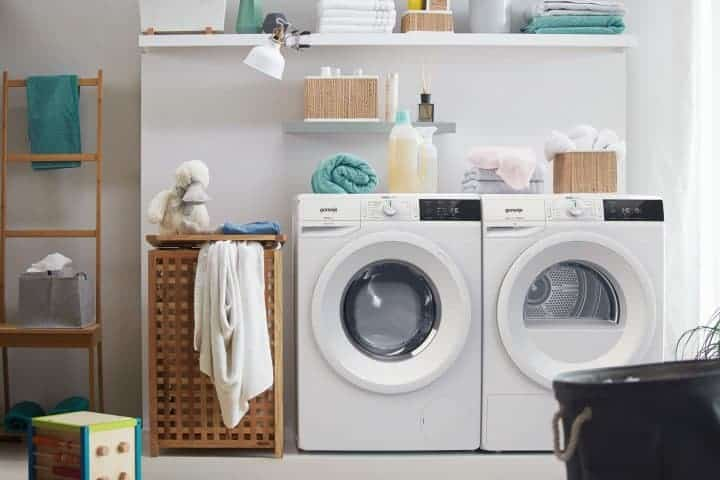πως να καθαρίσω το πλυντήριο ρούχων από τα άλατα