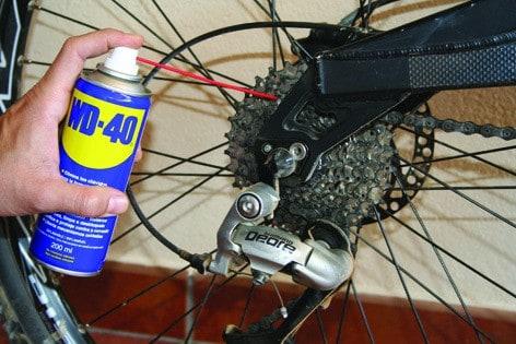 λάδι ποδηλάτου