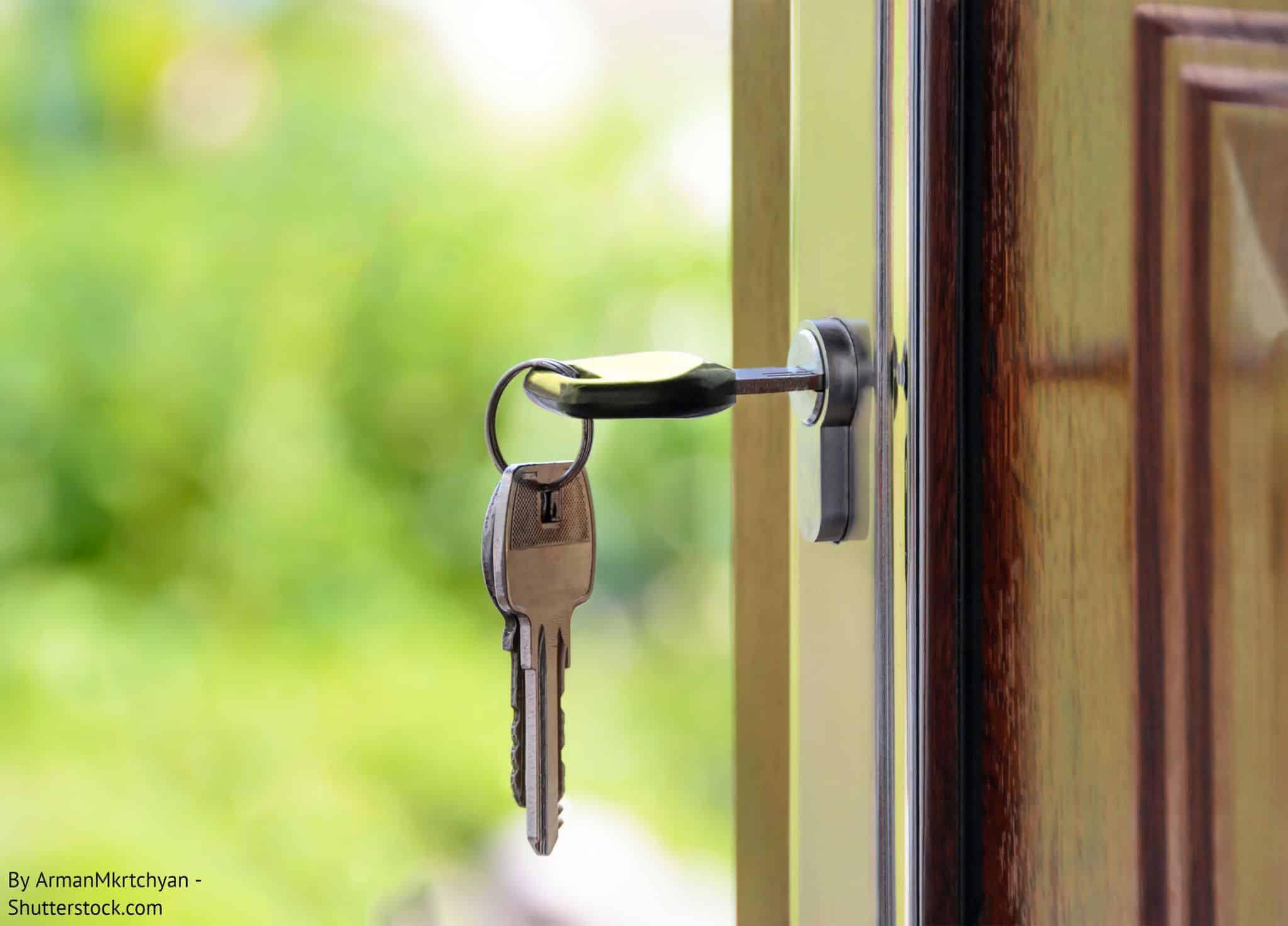 Δεν γυρίζει το κλειδί στην πόρτα σου