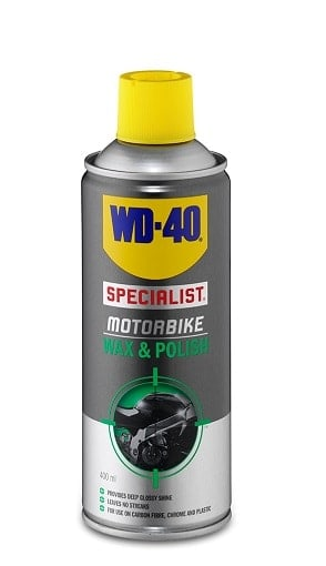 spec mbike waxandpolish 400ml