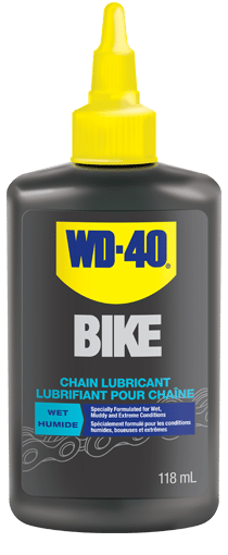 bike chain lube wet