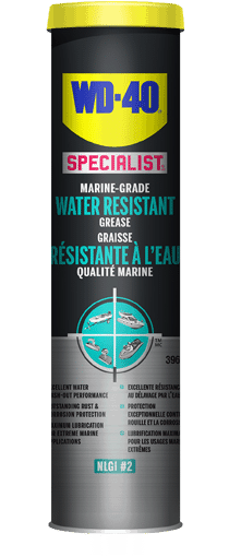 specialist marine grade water resistant grease