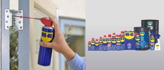 wd 40 products ca