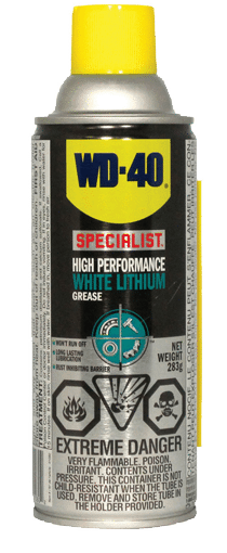 specialist high perf white lithium