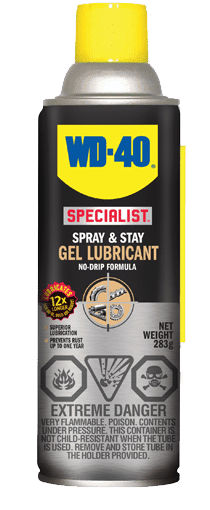 specialist spray gel lubricant