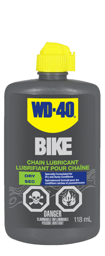 bike chain lube dry