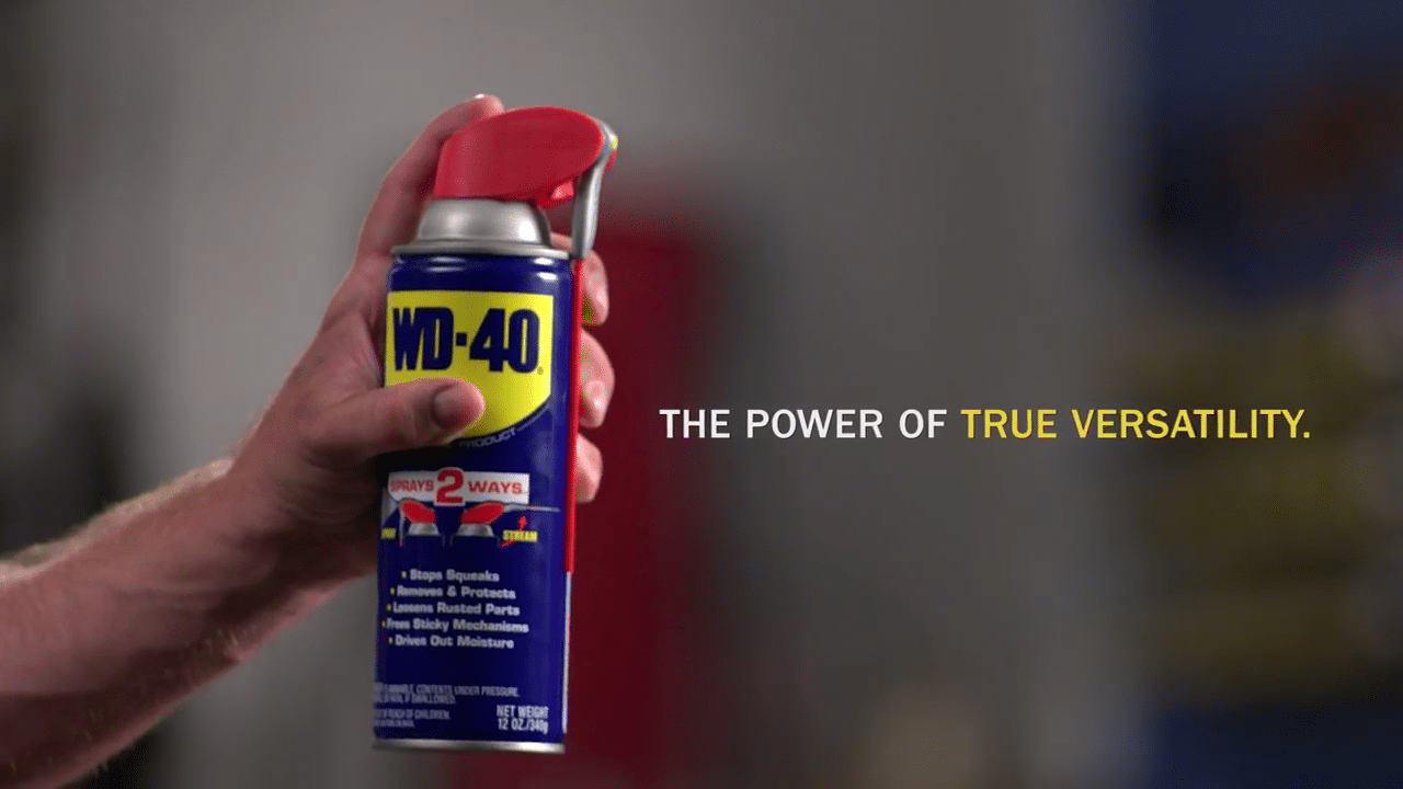 power of wd40
