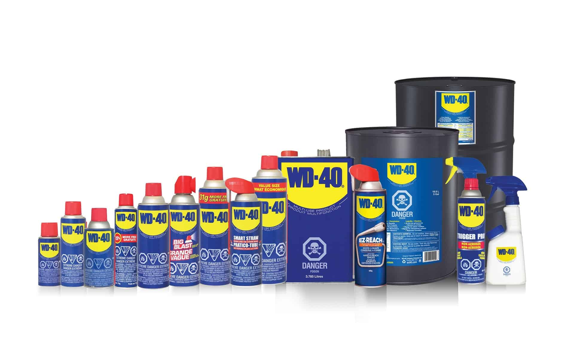 WD-40 Multi-Use-Products