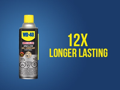 12 X Longer Lasting