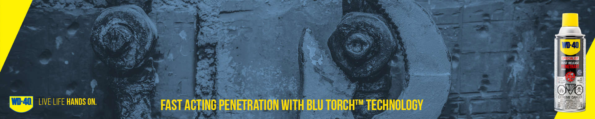 rust release penetrant