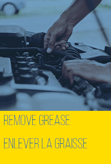 Remove Grease