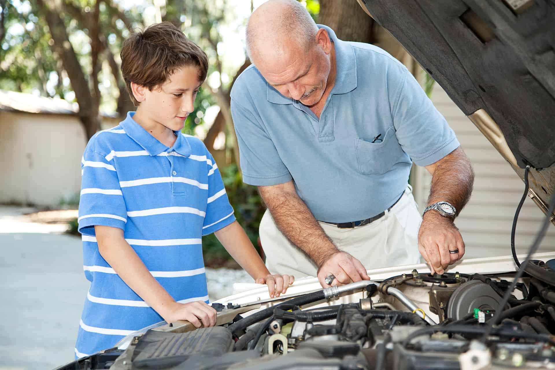 inspect and maintain your vehicle