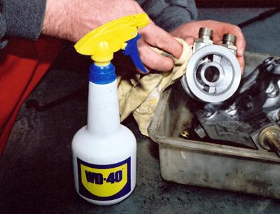 aplicator engine parts