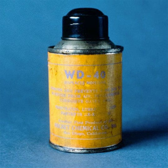 History: the creation of WD-40