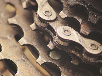 Motorbike-Chain