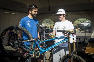 DANNY HART MAKES HISTORY IN THE DOWNHILL MTB WORLD CUP