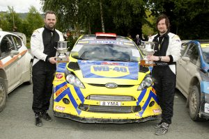 ANOTHER EPIC WIN FOR WD-40 RALLY!