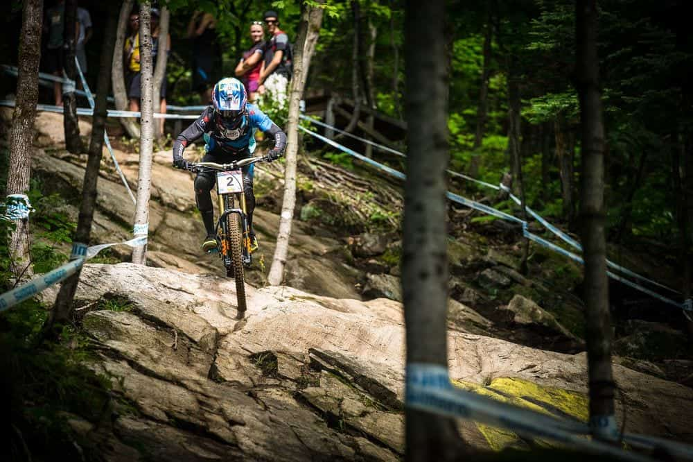 Another Podium for Danny Hart in Canada