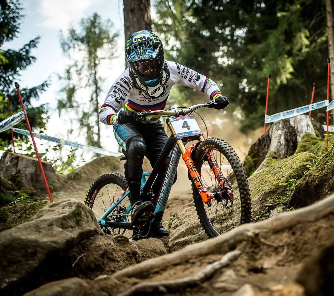 Danny Hart secures 6th overall in the 2017 World Cup Series