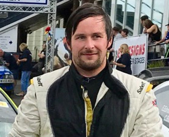 Stephen-Petch---Team-WD-40-Rally-Driver