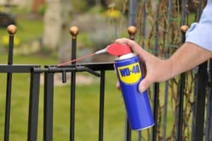 How to use WD-40 in the Garden