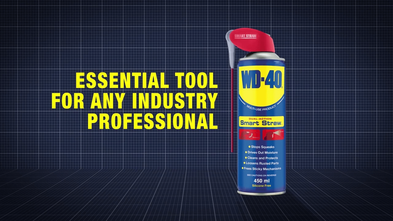How to use wd-40 in industry