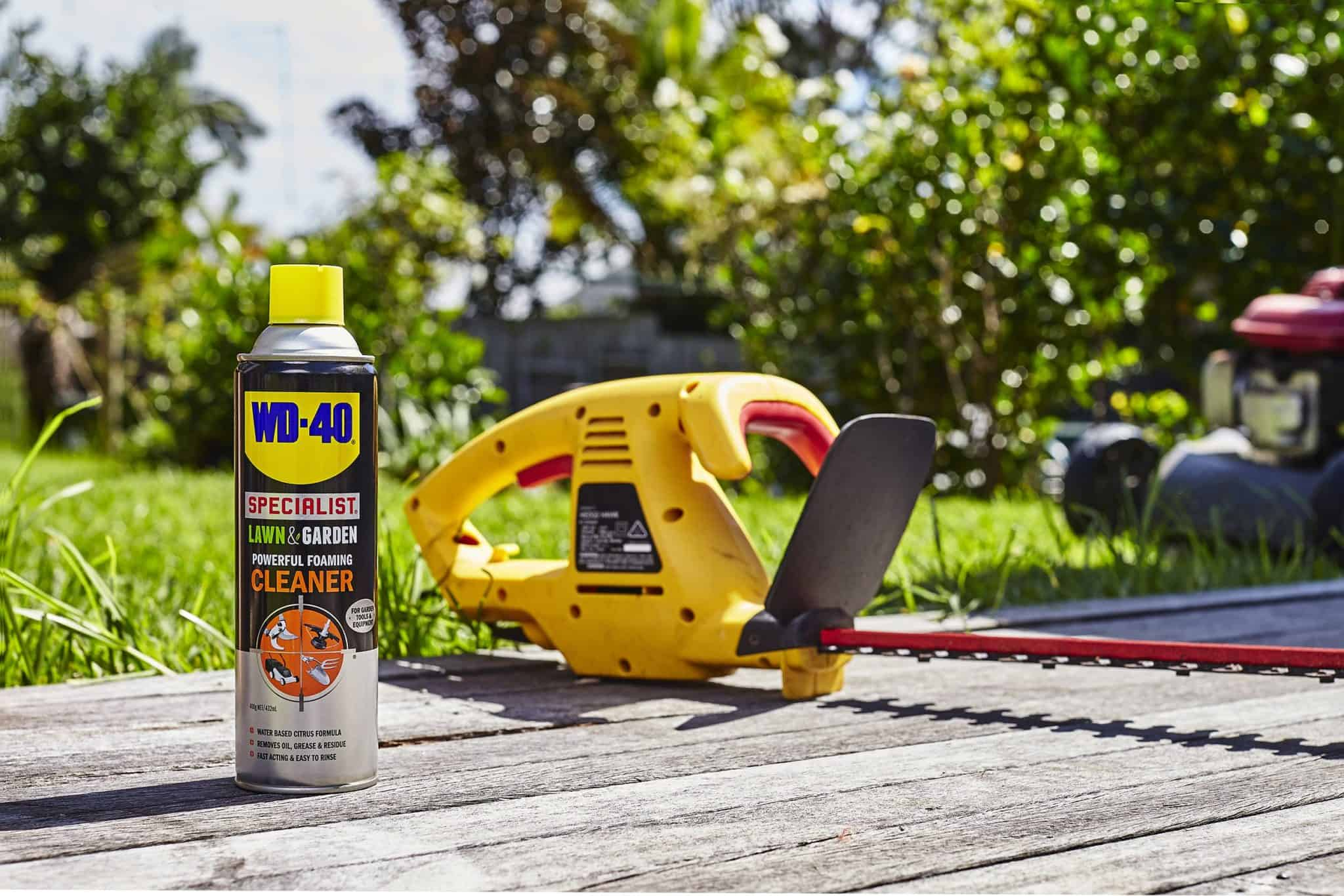 specialist lawn and garden cleaner 1