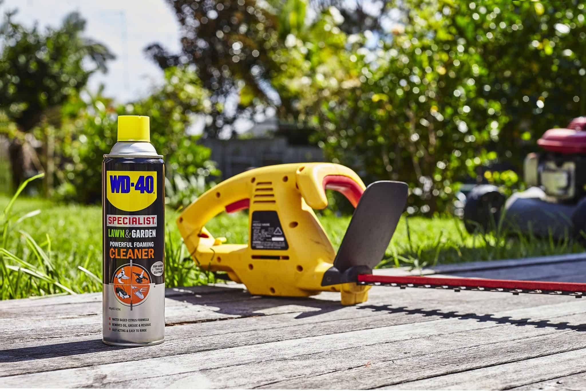 specialist garden cleaner