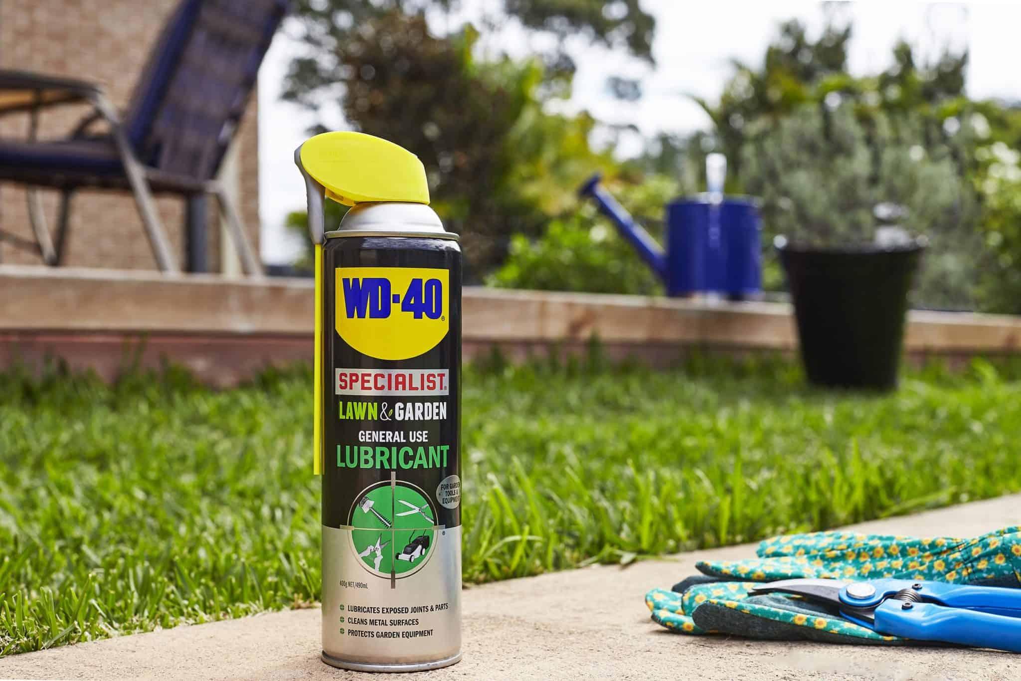 specialist garden lubricant