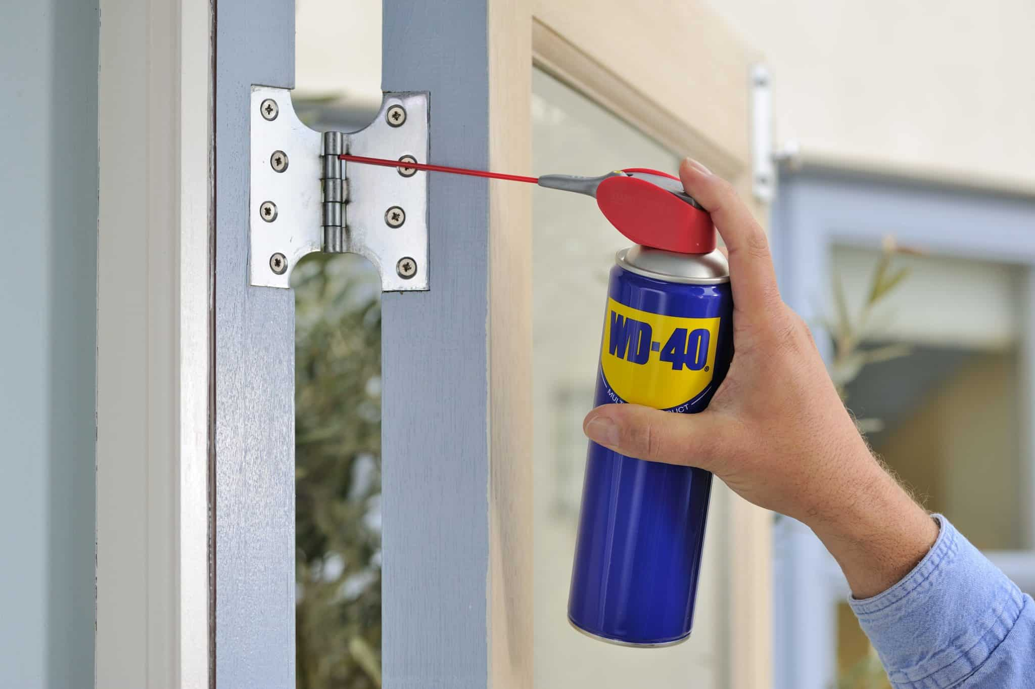 WD-40 multi use product usage