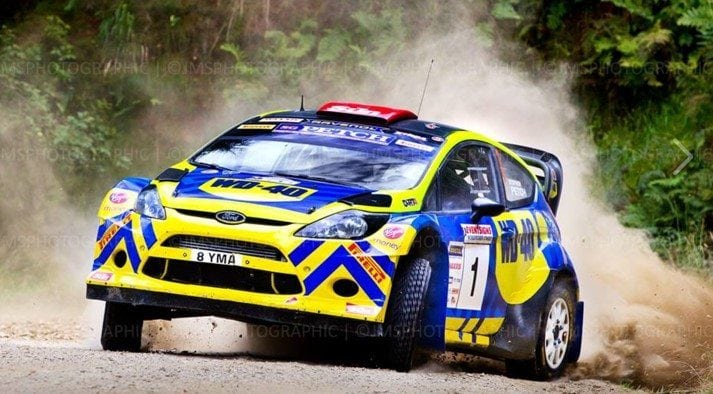WD-40 RALLY 17