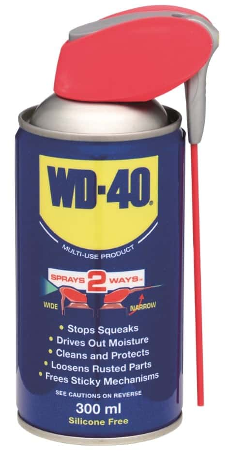 WD-40 Lubricant Smart Straw