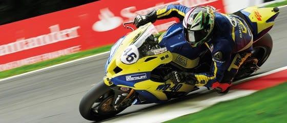 wd 40 specialist motorbike ad