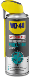 What is High Performance White Lithium Grease and what is it used for?
