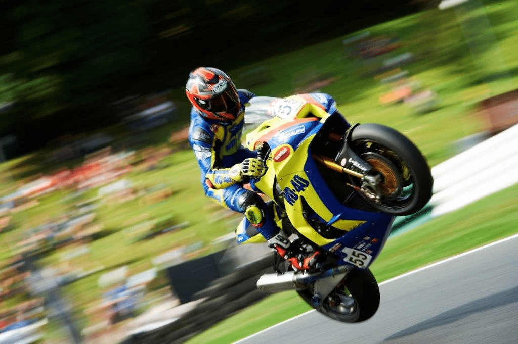 Mason Law at Cadwell Park
