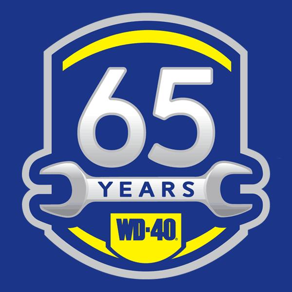 WD-40 Company 65th anniversary
