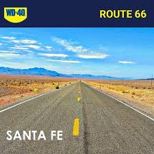 route 66 with wd 40