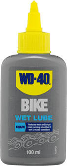 WD-40 BIKE - WET LUBE