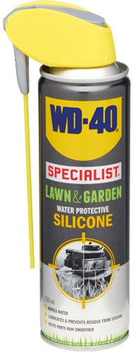 lawn and garden water protective silicone
