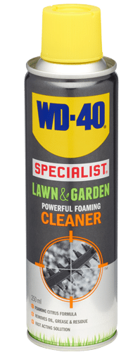 lawn and garden cleaner