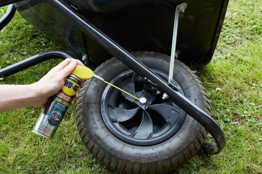 lawn and garden grease