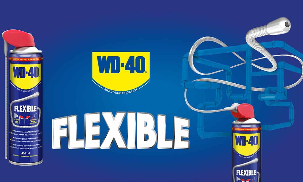 wd 40 flexible