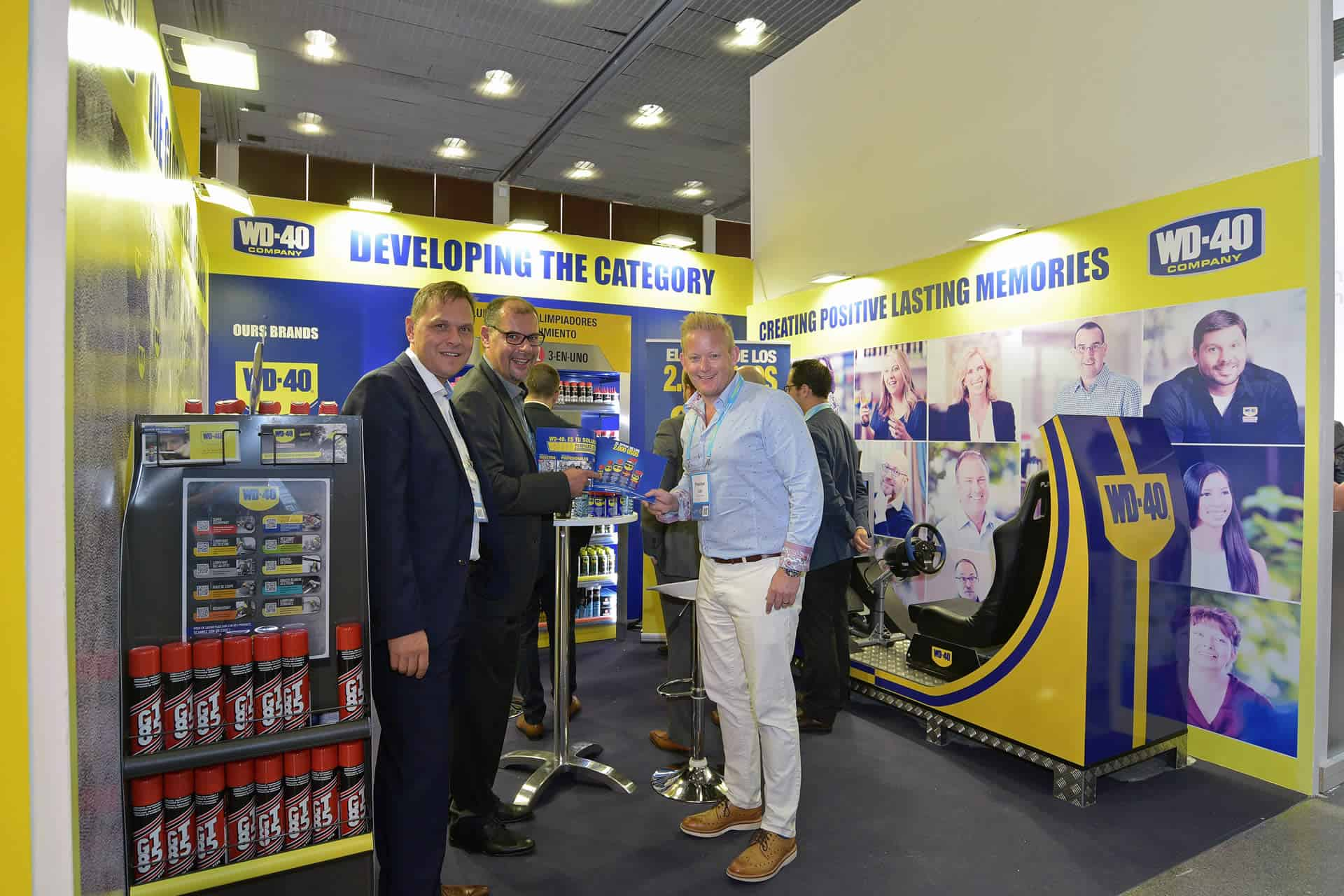 WD40 Gold Sponsor s of DIY Summit