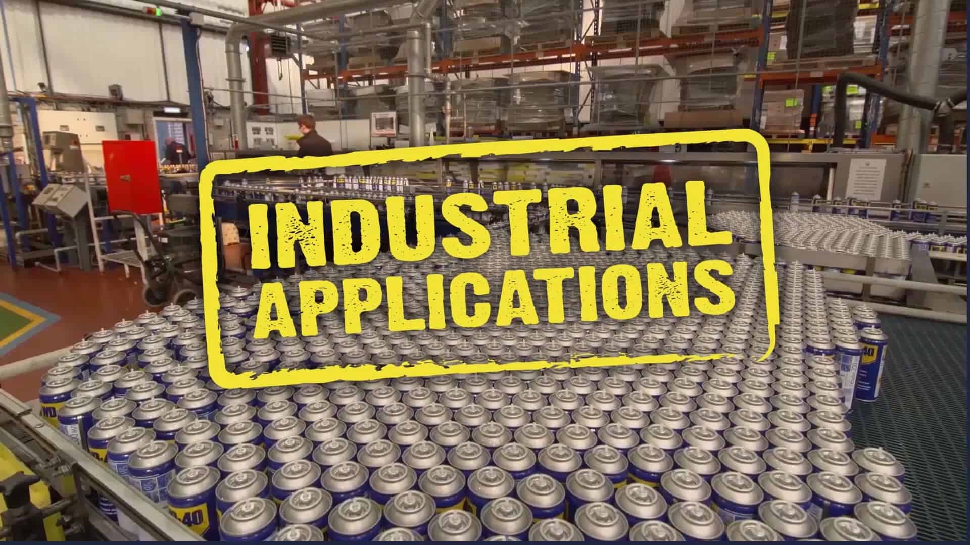 wd 40 specialist product industrial application