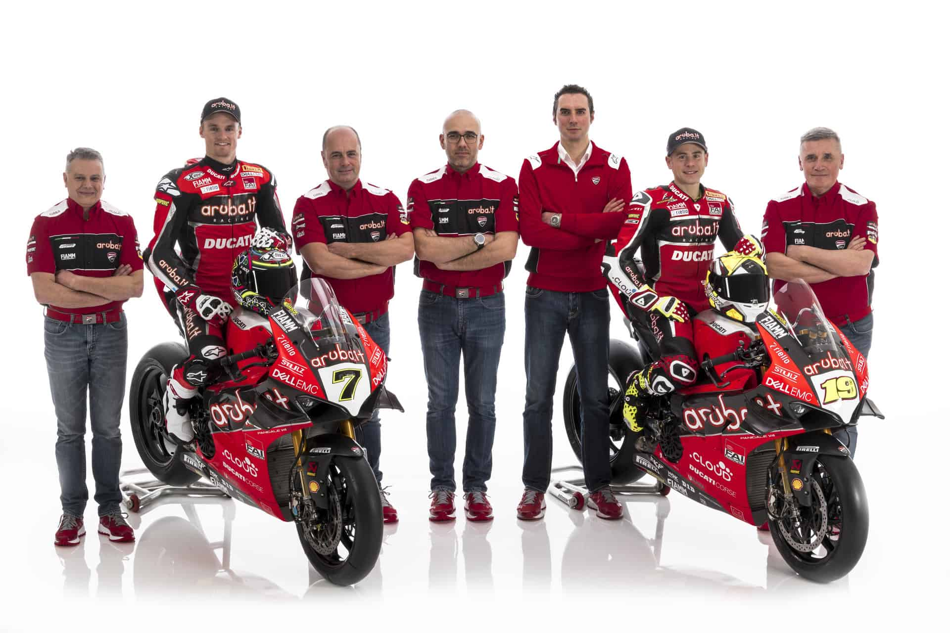 Aruba Racing Ducati Superbike Team