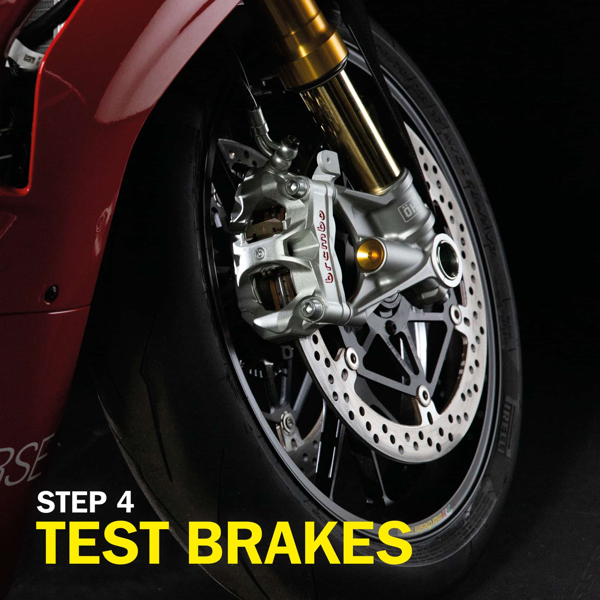 wd40 motorbike brake cleaner how to use part 7