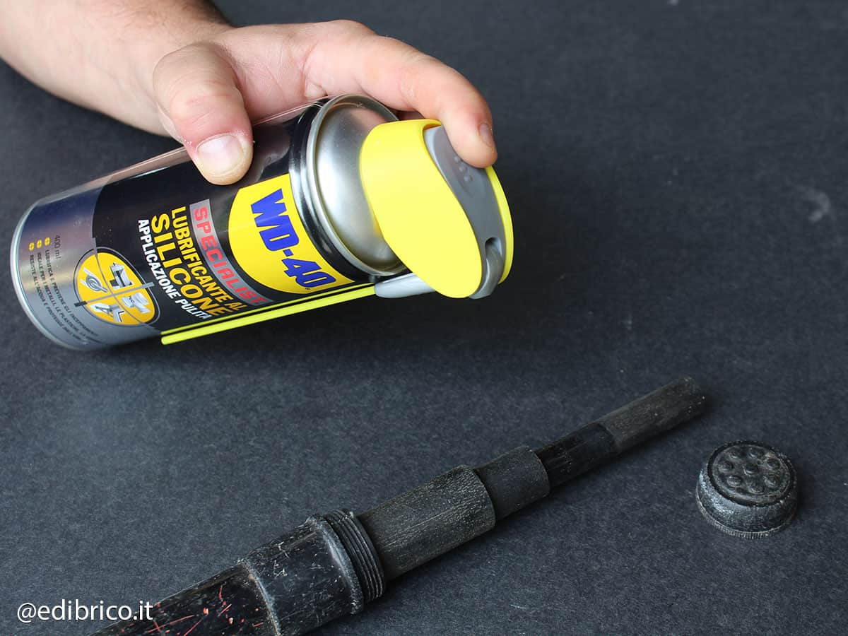 how to carry out fishing rod maintenance@edibrico 2