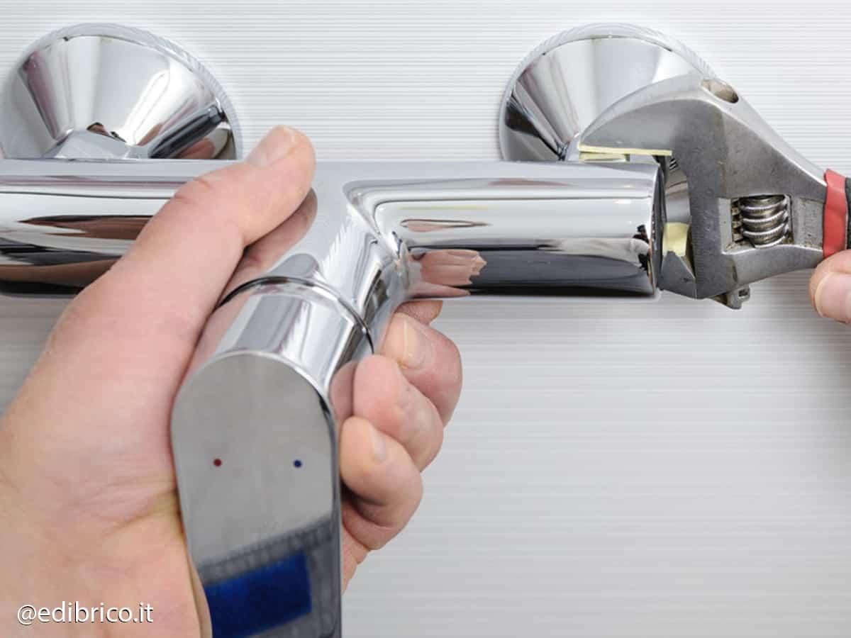 how to remove a broken faucet@edibrico.it 6