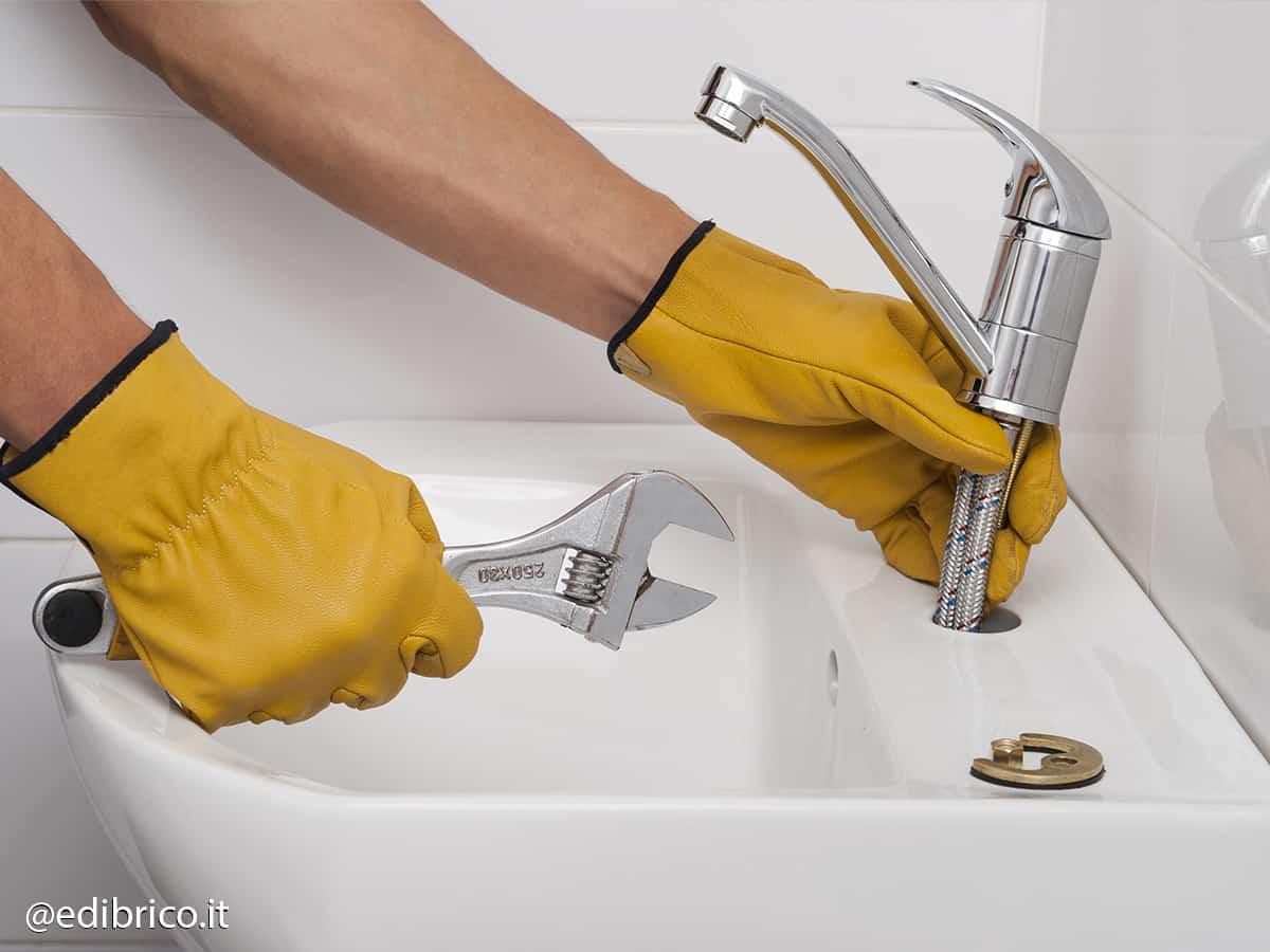 how to remove a broken faucet@edibrico.it 2